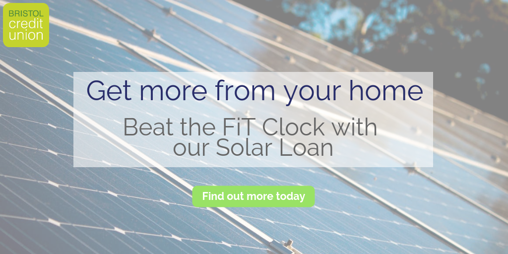 Bristol Credit Union Solar Loan