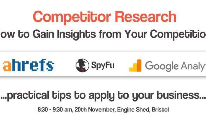 insight competitors