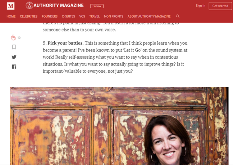 merle hall authority magazine Securing global press