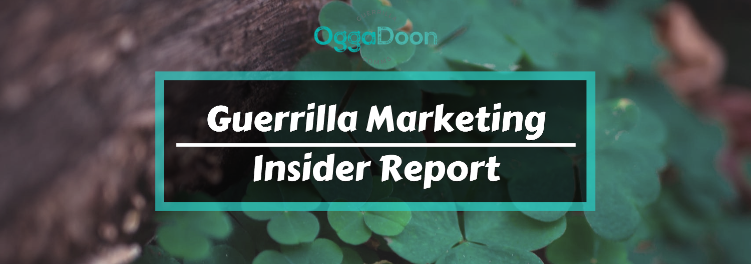 Guerrilla Marketing Insider Report