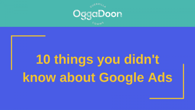A graphic about Google Ads