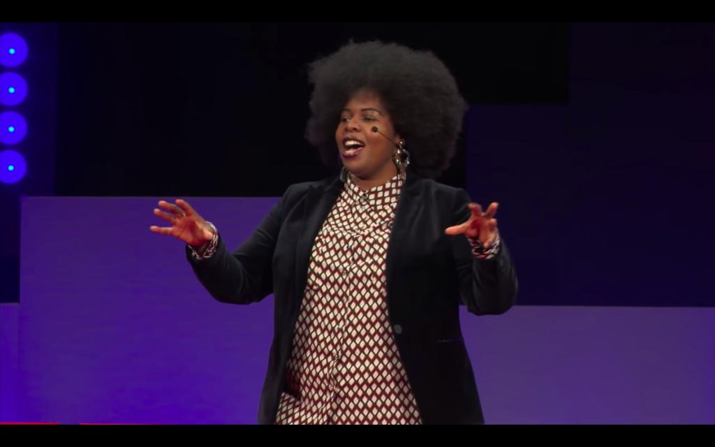 Mena Fombo's TEDxBristol Talk