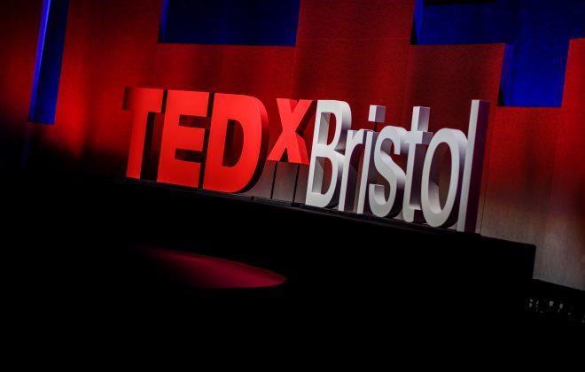 the TEDxBristol logo