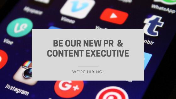 PR and content exec