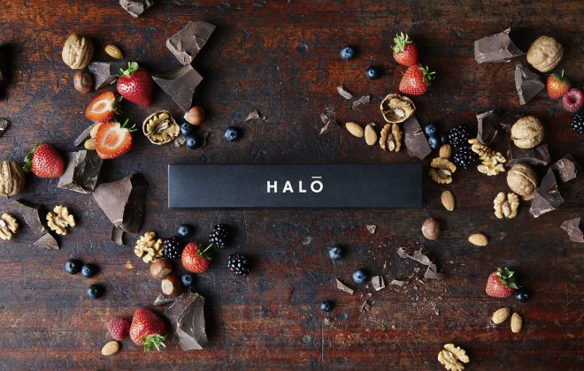 A photo of Halo's sustainable coffee pods