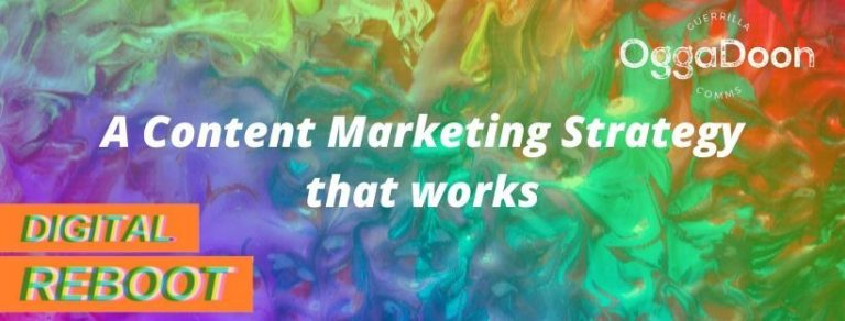 Content marketing strategy that works