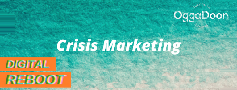 a graphic of a crisis management campaign