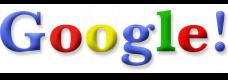 Google's logo 1999