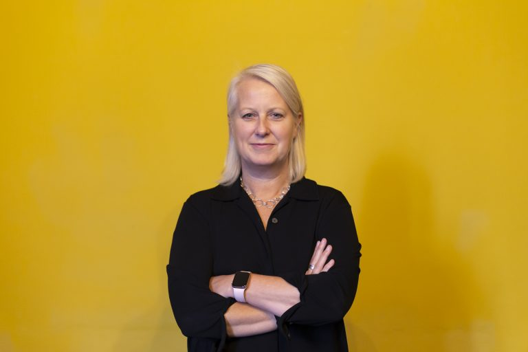 a photo of Sarah Bolt, CEO & Founder of Forth