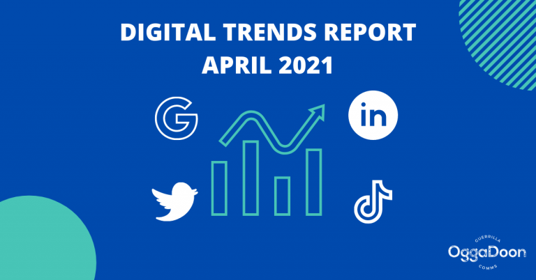 April's Digital Trends report
