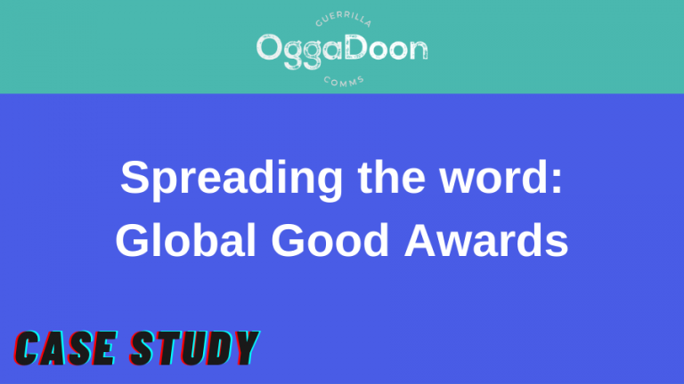 Global Good Awards graphic
