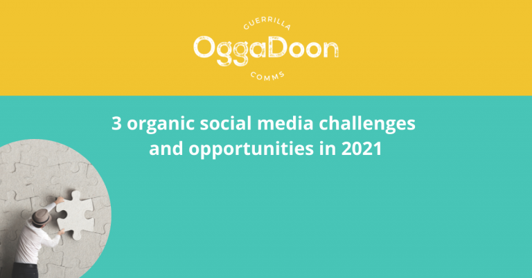 Challenges and opportunities of organic social media