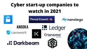 Cyber start Up Marketing and PR