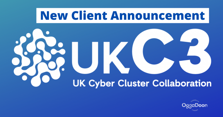 PR and digital marketing for UKC3