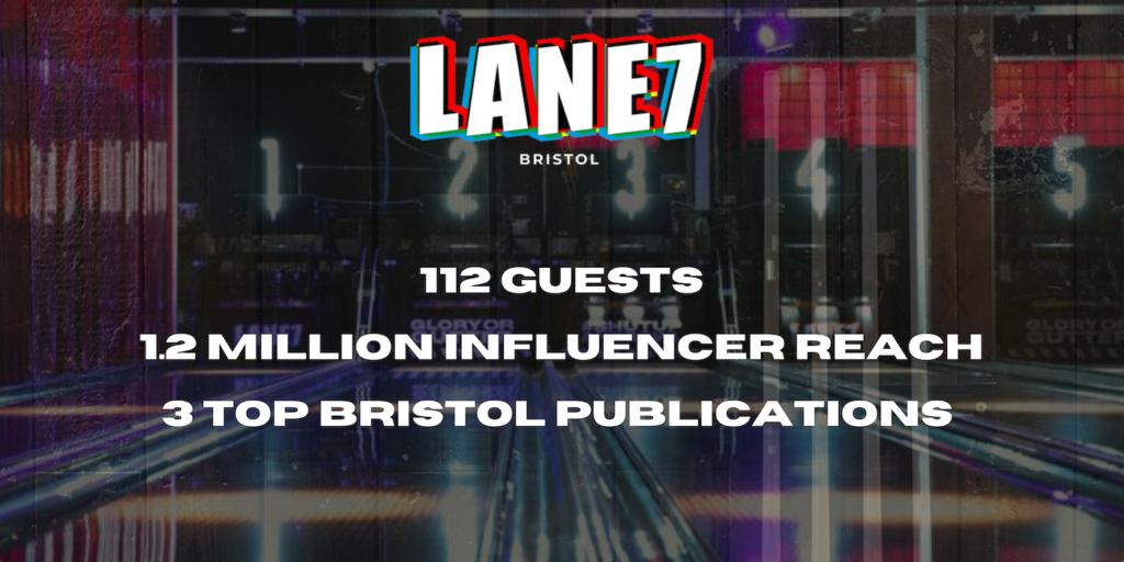 Lane 7 influencer marketing