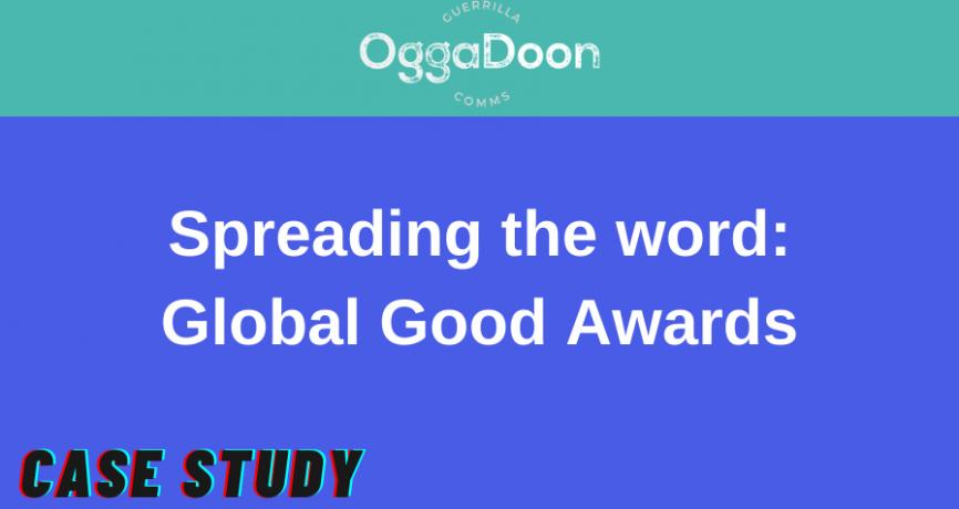Global Good Awards graphic