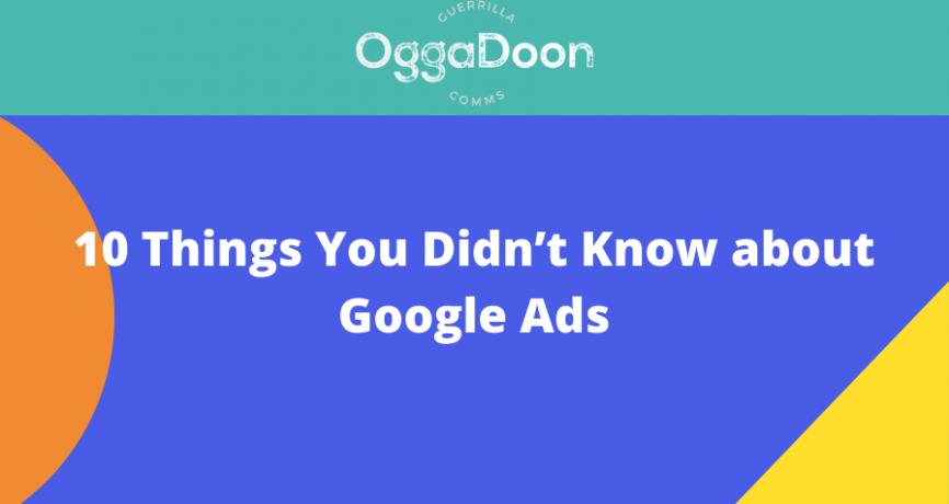 Google Ads Digital Marketing