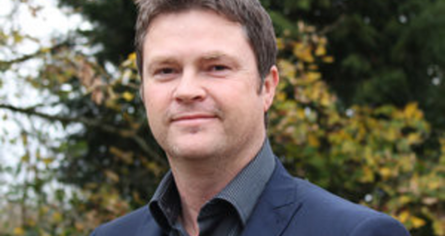 a photo of Louie Hadley, Head of PR