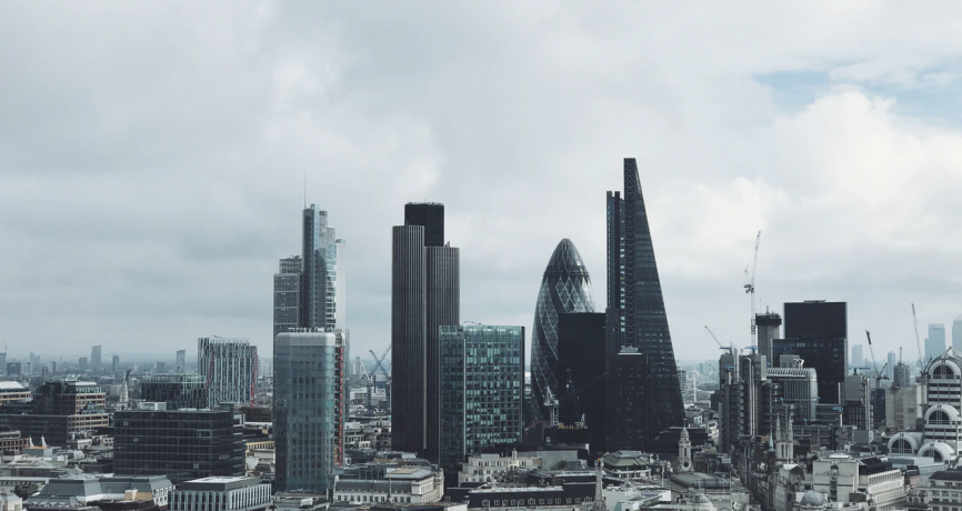 an image of a Smart City (London)